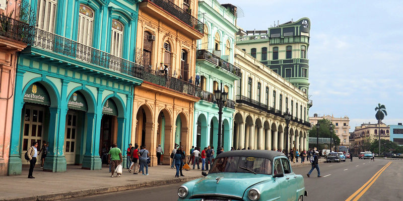 Falling in Love with Cuba