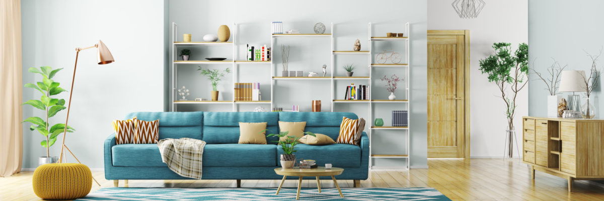 2019's Most Fabulous Living Room Makeover Ideas: 7 Easy Ways to Brighten Up Your Boring Space