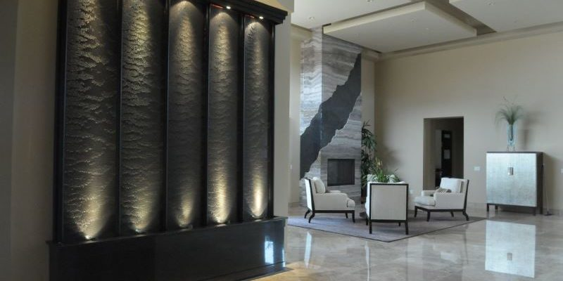 The Appealing Benefits of Indoor Wall Fountains
