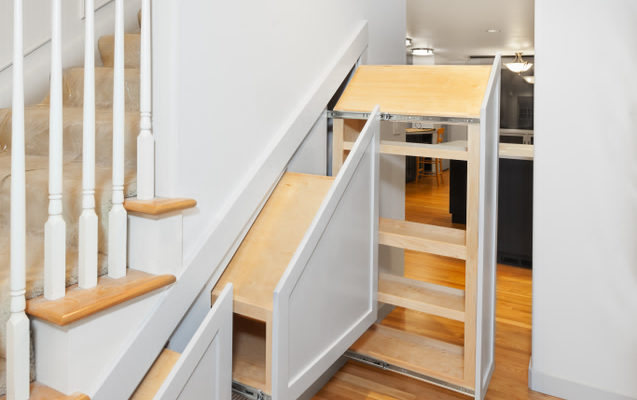 9 Incredibly Innovative Staircase Ideas for Small Spaces